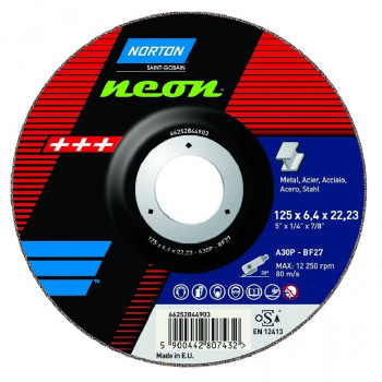 ***230mm Norton Neon Cutting Blades***